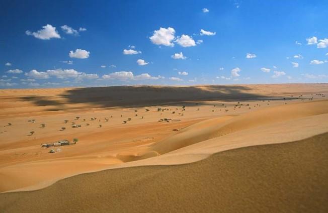 oman poust desert 14 Omán   poušť