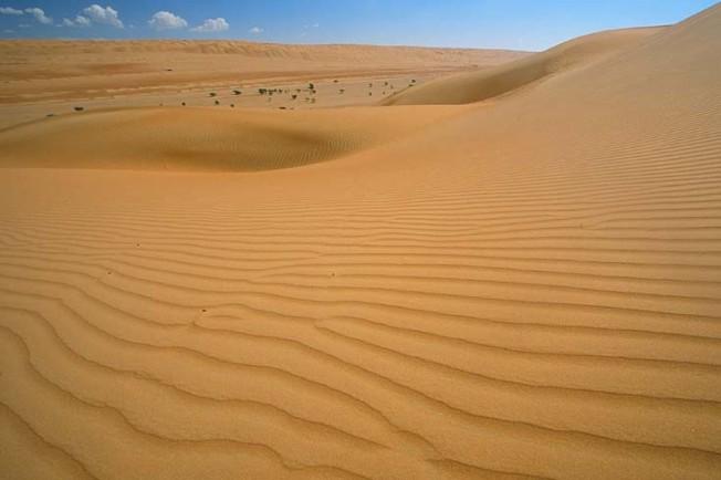 oman poust desert 15 Omán   poušť