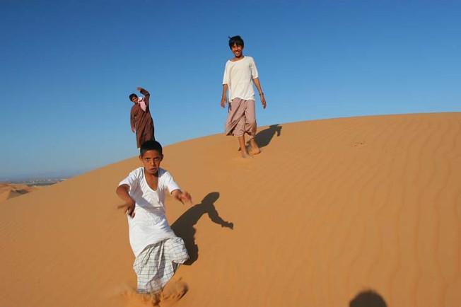 oman poust desert 7 Omán   poušť