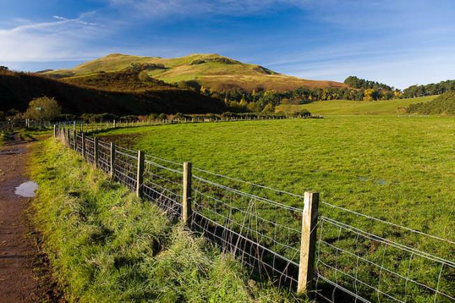 pentland hills skotsko scotland 1 Pentland hills, Skotsko