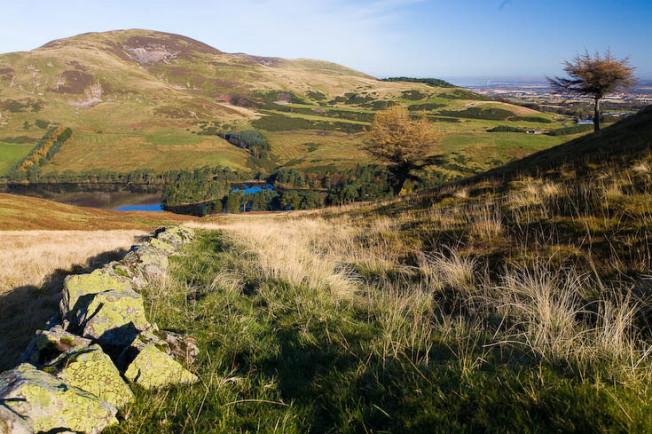 pentland hills skotsko scotland 13 Pentland hills, Skotsko