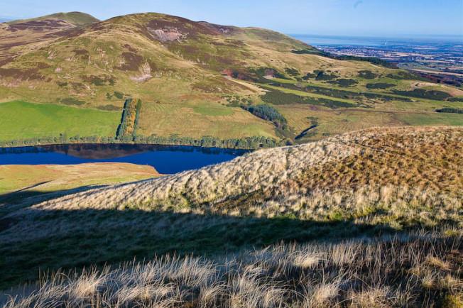 pentland hills skotsko scotland 14 Pentland hills, Skotsko