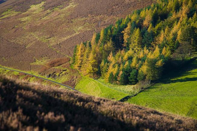 pentland hills skotsko scotland 20 Pentland hills, Skotsko