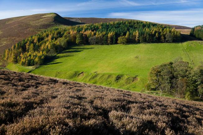 pentland hills skotsko scotland 21 Pentland hills, Skotsko