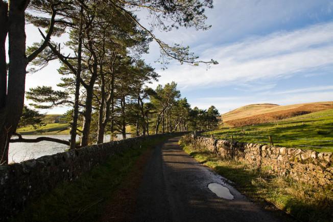 pentland hills skotsko scotland 25 Pentland hills, Skotsko