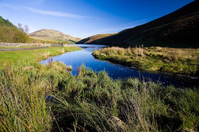 pentland hills skotsko scotland 26 Pentland hills, Skotsko