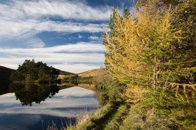 pentland hills skotsko scotland 29 Pentland hills, Skotsko