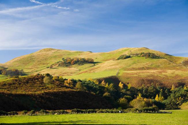 pentland hills skotsko scotland 3 Pentland hills, Skotsko