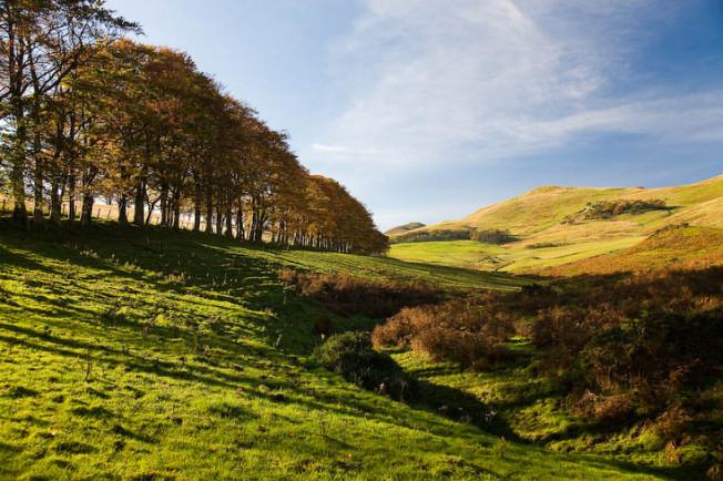 pentland hills skotsko scotland 4 Pentland hills, Skotsko