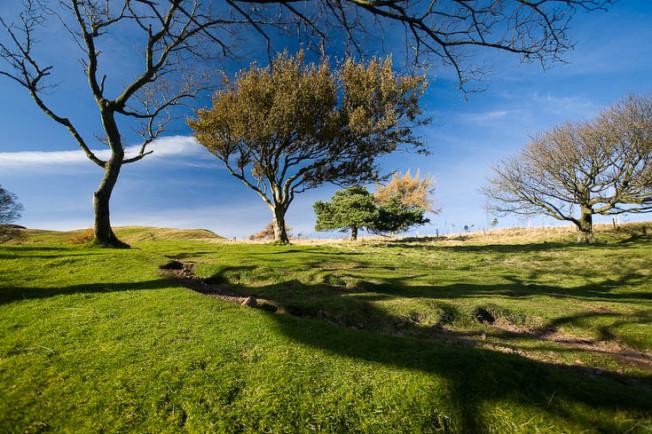 pentland hills skotsko scotland 7 Pentland hills, Skotsko