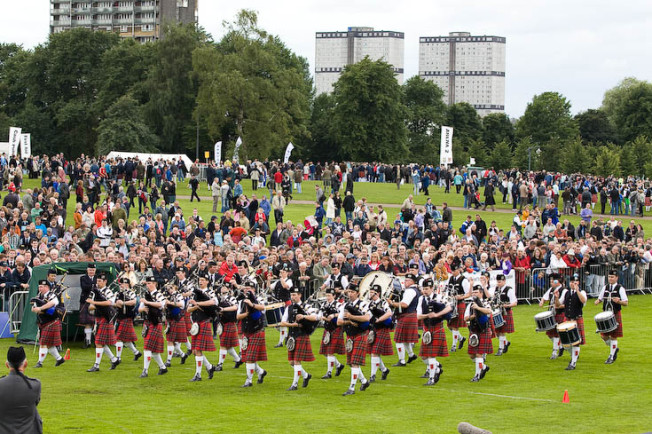 world pipe band championship glasgow 125 World Pipe Band Championship