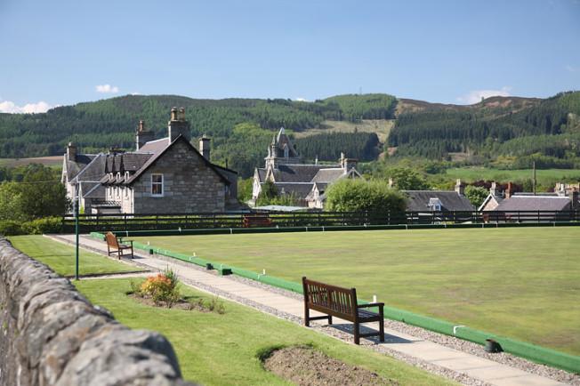 pitlochry skotsko scotland 13 Pitlochry a Blair Atholl, Skotsko