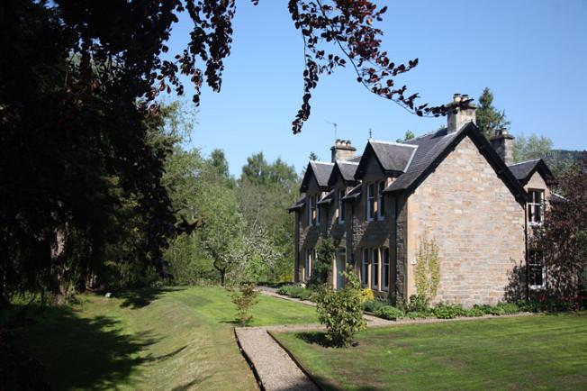 pitlochry skotsko scotland 18 Pitlochry a Blair Atholl, Skotsko
