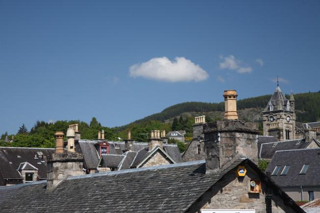 pitlochry skotsko scotland 23 Pitlochry a Blair Atholl, Skotsko