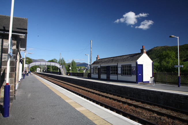 pitlochry skotsko scotland 29 Pitlochry a Blair Atholl, Skotsko