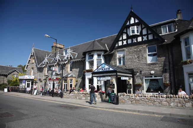 pitlochry skotsko scotland 3 Pitlochry a Blair Atholl, Skotsko