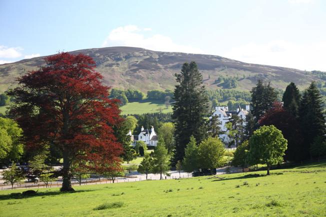 pitlochry skotsko scotland 41 Pitlochry a Blair Atholl, Skotsko