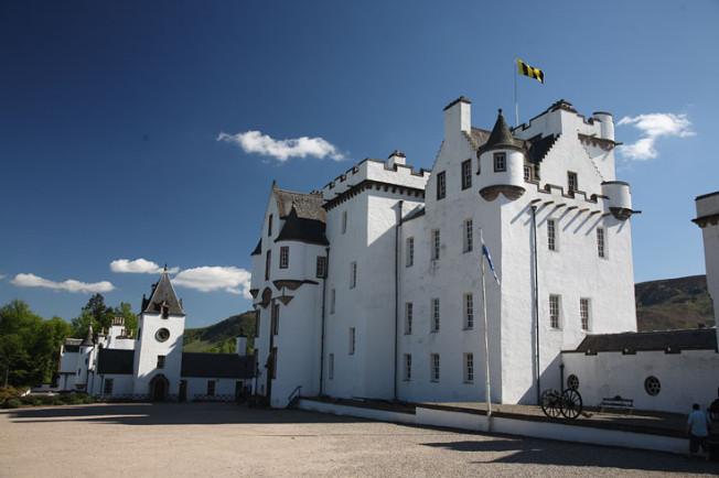 pitlochry skotsko scotland 45 Pitlochry a Blair Atholl, Skotsko