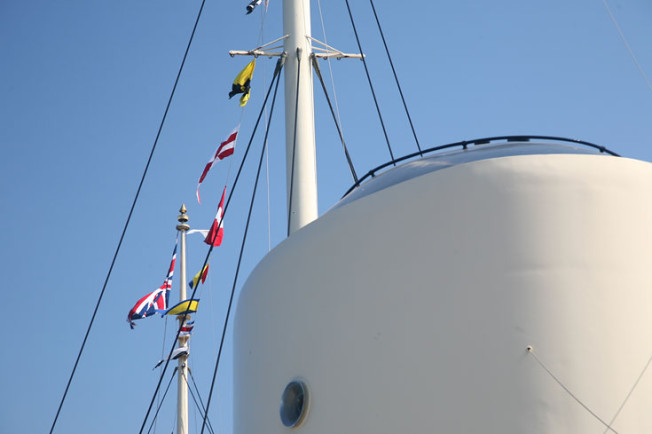 4 Royal Yacht Britannia, Edinburk