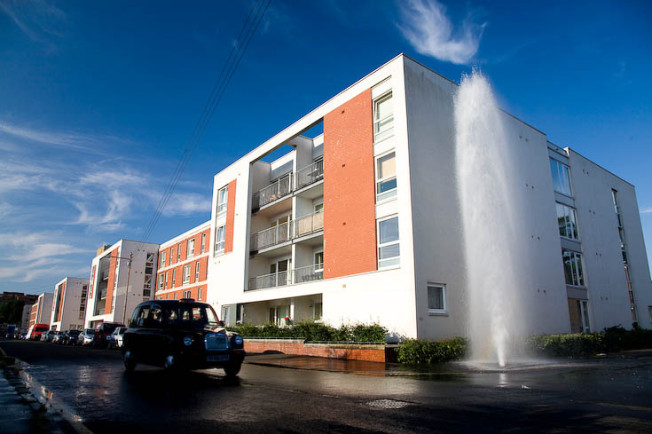 1 Porucha hydrantu