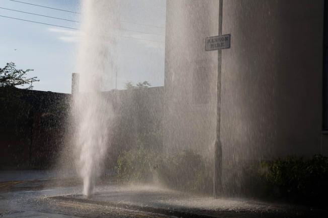 10 Porucha hydrantu