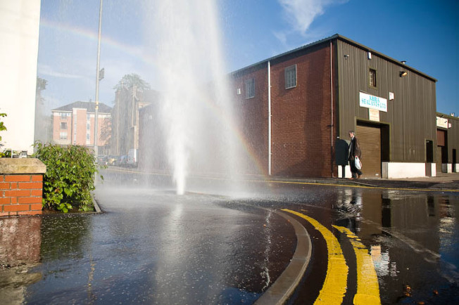 4 Porucha hydrantu