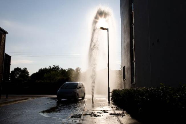 6 Porucha hydrantu