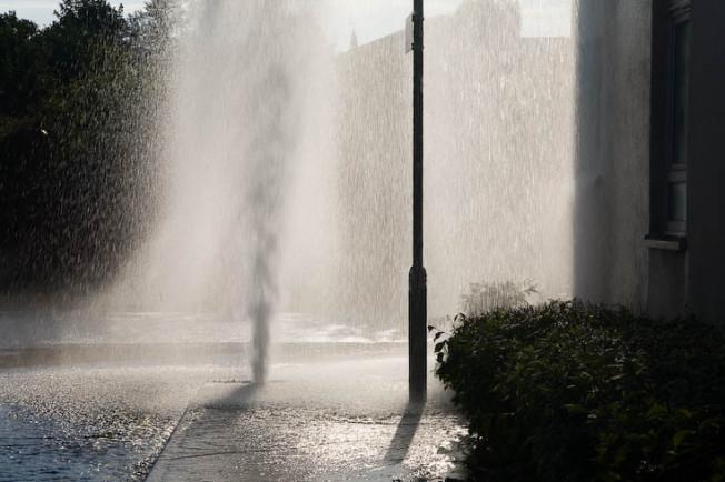 9 Porucha hydrantu